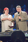 Professional poker player, Gavin Smith, was presented with a watch signifying that he is the World Poker Tour Player of the Year for Season 4