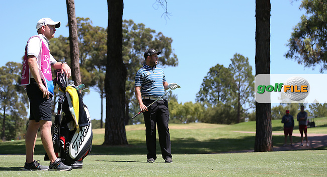 Andrew Johnston (ENG) plays to the 17th during Round Two of the Tshwane Open 2015 at the Pretoria Country Club, Waterkloof, Pretoria, South Africa. Picture:  David Lloyd / www.golffile.ie. 13/03/2015