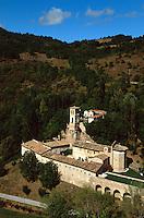 Abbazia Sant'Eutizio bei Preci, Umbrien, Italien