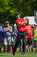 Martin Kaymer (GER) watches his tee shot on 3 during round 2 of the 2019 Charles Schwab Challenge, Colonial Country Club, Ft. Worth, Texas,  USA. 5/24/2019.<br /> Picture: Golffile   Ken Murray<br /> <br /> All photo usage must carry mandatory copyright credit (© Golffile   Ken Murray)
