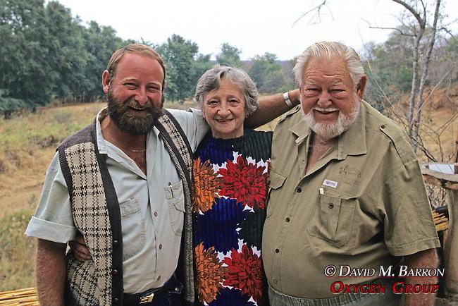 Owners Of Kalambeza Finots's Camp