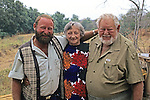 Owners Of Kalambeza Finots's Camp