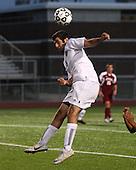 Troy Athens at Troy, Boys Varsity Soccer, 9/25/12
