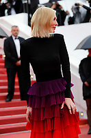 Cate Blanchett attends the screening of 'Blackkklansman' during the 71st annual Cannes Film Festival at Palais des Festivals on May 14, 2018 in Cannes, France. <br /> CAP/GOL<br /> &copy;GOL/Capital Pictures