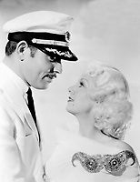 China Seas (1935) <br /> Clark Gable, Jean Harlow <br /> *Filmstill - Editorial Use Only*<br /> CAP/MFS<br /> Image supplied by Capital Pictures