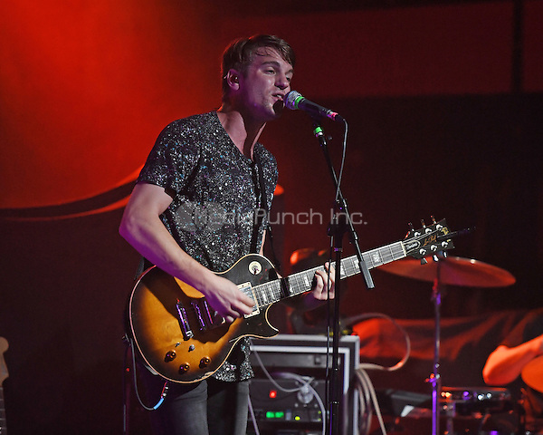 FORT LAUDERDALE FL - FEBRUARY 15: Vinyl Theatre performs at Revolution on February 15, 2017 in Fort Lauderdale, Florida. : Credit: mpi04/MediaPunch