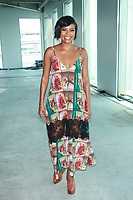 NEW YORK, NY - AUGUST 8: Gabrielle Union at #BlogHer18 Creators Summit in New York City on August 8, 2018. Credit: Diego Corredor/MediaPunch<br /> CAP/MPI99<br /> &copy;MPI99/Capital Pictures
