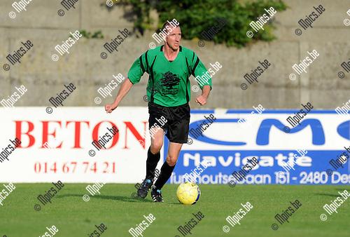 2012-08-14 / Voetbal / seizoen 2012-2013 / KSK Branddonk / Tonny Huysmans..Foto: Mpics.be