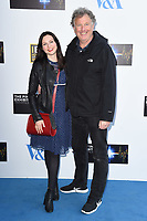 Sophie Ellis Bextor &amp; Dad at the private view of The Pink Floyd: Their Mortal Remains Exhibition at the V&amp;A Museum, London, UK. <br /> 09 May  2017<br /> Picture: Steve Vas/Featureflash/SilverHub 0208 004 5359 sales@silverhubmedia.com