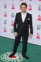 LAS VEGAS, NV - NOVEMBER 15 :  Alejandro Sanz pictured at the 2012 Latin Grammys at Mandalay Bay Resort on November 15, 2012 in Las Vegas, Nevada.  Credit: Kabik/Starlitepics/MediaPunch Inc. /NortePhoto