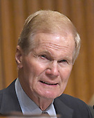 "United States Senator Bill Nelson (Democrat of Florida) questions the witnesses during the US Senate Committee on Finance ""Hearing to Consider the Graham-Cassidy-Heller-Johnson Proposal"" on the repeal and replace of the Affordable Care Act (ACA) also known as ""ObamaCare"" in Washington, DC on Monday, September 25, 2017.<br /> Credit: Ron Sachs / CNP"