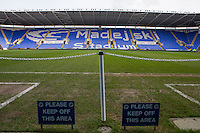 Stadium General view during the Sky Bet Championship match between Reading and Blackburn Rovers at the Madejski Stadium, Reading, England on 20 December 2015. Photo by Andy Rowland / PRiME Media Images