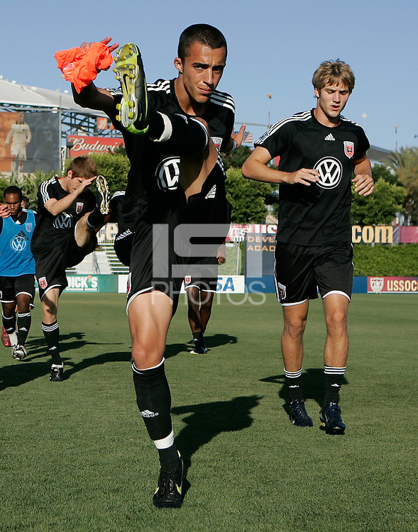 2009 US Soccer Academy Showcase Finals at Home Depot Center in Carson, California July 16, 2009. ..