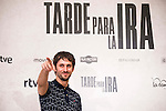 "The director of the film, Raul Arevalo during the presentation of the spanish film "" Tarde para la Ira"" at Cines Palafox in Madrid. September 06, Spain. 2016. (ALTERPHOTOS/BorjaB.Hojas)"