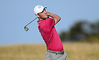 Martin Kaymer of Germany in action during Round 3 of the 2015 Alfred Dunhill Links Championship at the Old Course, St Andrews, in Fife, Scotland on 3/10/15.<br /> Picture: Richard Martin-Roberts | Golffile