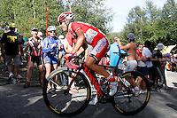 Joaquin Purito Rodriguez during the stage of La Vuelta 2012 between Palas de Rei and Puerto de Ancares.September 1,2012. (ALTERPHOTOS/Paola Otero) NortePhoto.com<br /> <br /> **CREDITO*OBLIGATORIO** <br /> *No*Venta*A*Terceros*<br /> *No*Sale*So*third*<br /> *** No*Se*Permite*Hacer*Archivo**<br /> *No*Sale*So*third*