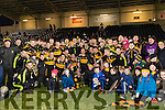 Dr Crokes celebrate defeating The Nire at Mallow on Sunday