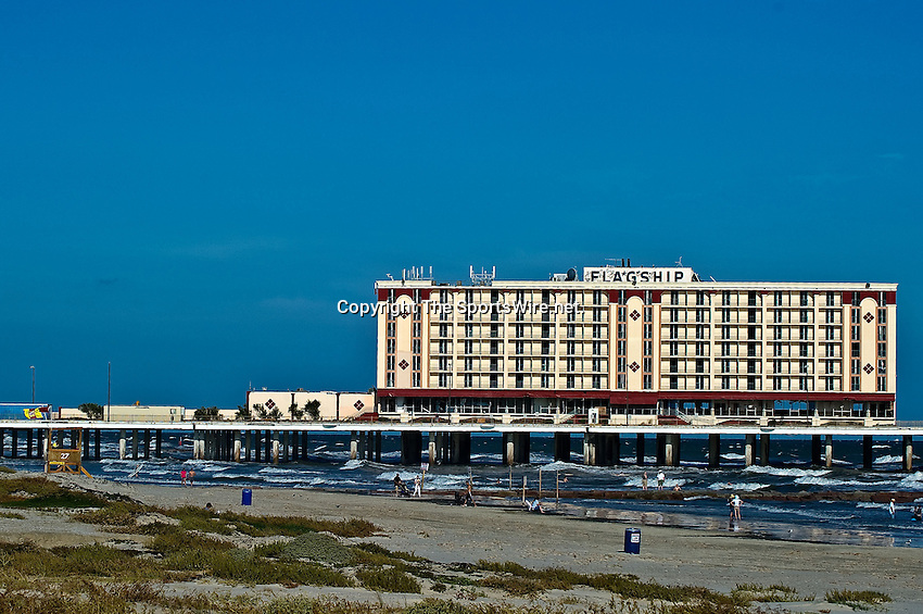 Oct 23, 2010; 4:41:23 PM; Galveston , TX., USA;   Mandatory Credit: (thesportswire.net)