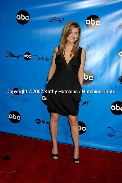 Tiffani Theissen.ABC Television Critics Association Press Tour Party.Ritz-Carlton Hotel.Pasadena   CA.January 14, 2007.©2007 Kathy Hutchins / Hutchins Photo.