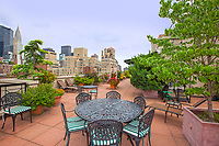 Roof Deck at 20 East 35th Street