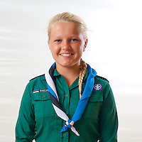 Scout from Estonia.