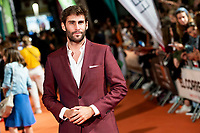 Actor Fernando Guallar attends to orange carpet of 'Velvet' during FestVal in Vitoria, Spain. September 04, 2018.(ALTERPHOTOS/Borja B.Hojas) /NortePhoto.com NORTEPHOTOMEXICO