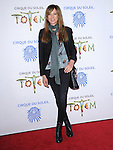 Allison Janney  attends Totem from Cirque du Soleil Premiere at Santa Monica Pier in Santa Monica, California on January 21,2014                                                                               © 2014 Hollywood Press Agency