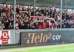 2015-10-30 / Voetbal / seizoen 2015-2016 / SK Lierse - R. Antwerp FC / antwerp supporters<br /><br />Foto: Mpics.be
