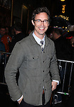 Tom Cavanagh.exiting the Stager Door after  the Broadway Opening Night Performance of 'Gore Vidal's The Best Man' at the Gerald Schoenfeld Theatre in New York City on 4/1/2012