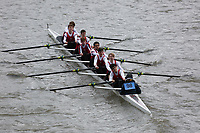 Crew: 98   Bedford Modern School Boat Club   school First J16 8<br /> <br /> Schools' Head of the River 2018<br /> <br /> To purchase this photo, or to see pricing information for Prints and Downloads, click the blue 'Add to Cart' button at the top-right of the page.