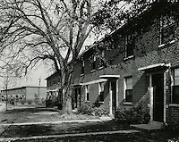 1964 March 10..Assisted Housing..Roberts Village...CAPTION..HAYCOX - R. V. Fishbeck.NEG# C64-329-9.NRHA# 2047..