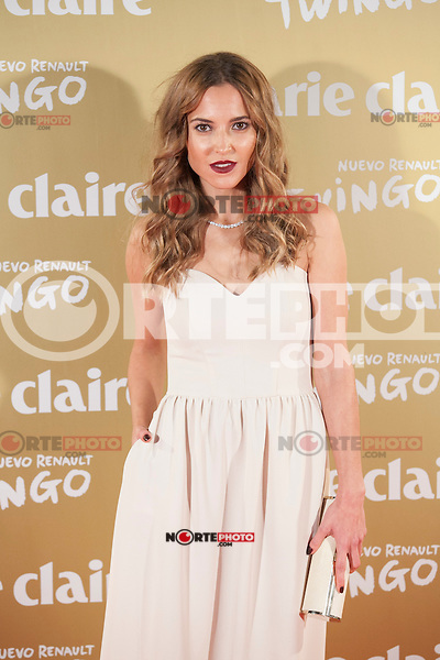 Ana Fernandez attends Marie Claire´s XII Fashion Prix ceremony in Madrid, Spain. November 19, 2014. (ALTERPHOTOS/Victor Blanco)