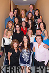 40 kisses<br /> ----------<br /> Vanessa Dennehy,Ashgrove,Tralee (front centre) had a fab time celebrating her 40th birthday in the Kingdom Greyhound Stadium,Tralee last Saturday night along with family and friends.