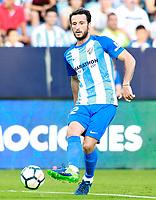 Malaga CF's Paul Baysse during XXXIII Costa del Sol Trophy. August 5,2017. (ALTERPHOTOS/Acero/Insidefoto)
