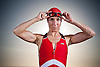 Lindsay Banks Borden world class tri-athlete.   Erik Kellar Photography