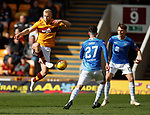 30.03.2019 Motherwell v St Johnstone: Curtis Main