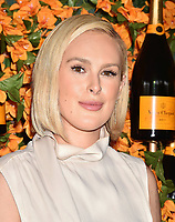 PACIFIC PALISADES, CA - OCTOBER 06: Rumer Willis arrives at the 9th Annual Veuve Clicquot Polo Classic Los Angeles at Will Rogers State Historic Park on October 6, 2018 in Pacific Palisades, California.<br /> CAP/ROT/TM<br /> &copy;TM/ROT/Capital Pictures