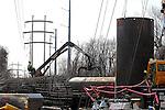 Oceanview Transmission Project Construction, Neptune, NJ