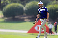Bernd Wiesberger (AUT) on the 10th green during round 1 at the WGC HSBC Champions, Sheshan Golf Club, Shanghai, China. 31/10/2019.<br /> Picture Fran Caffrey / Golffile.ie<br /> <br /> All photo usage must carry mandatory copyright credit (© Golffile | Fran Caffrey)