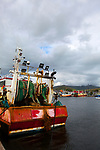 Stern trawler in Dingle, Kerry, Ireland