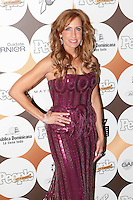 Lili Estefan at People En Espanol's '50 Most Beautiful' Event at The Plaza on May 15, 2012 in New York City. © Diego Corredor/MediaPunch Inc.