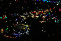 Lights Before Christmas Aerial Photos