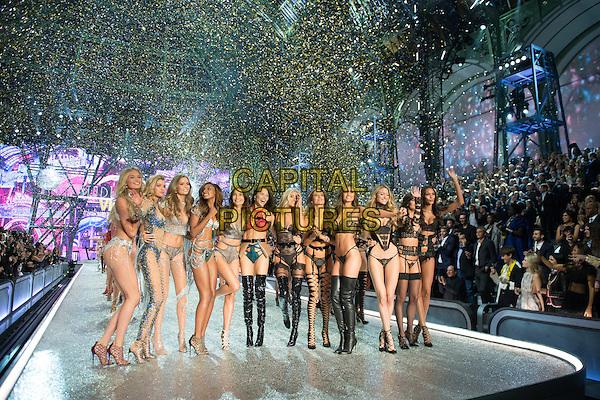 Victoria's Secret Fashion Show at the  Grand Palais, Paris, France on 30th November 2016.<br /> CAP/GOL<br /> &copy;GOL/Capital Pictures