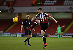 John Fleck of Sheffield Utd  during the English League One match at the Bramall Lane Stadium, Sheffield. Picture date: November 19th, 2016. Pic Simon Bellis/Sportimage