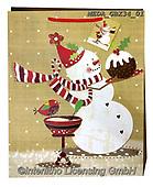 Dreams, CHRISTMAS SANTA, SNOWMAN, WEIHNACHTSMÄNNER, SCHNEEMÄNNER, PAPÁ NOEL, MUÑECOS DE NIEVE, paintings+++++,MEDAGBX34/01,#X#