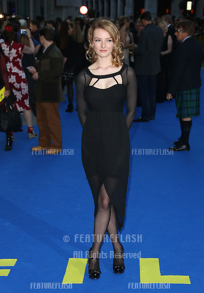 Dakota Blue Richards arriving for the UK premiere of Filth held at the Odeon - Arrivals<br /> London. 30/09/2013 Picture by: Henry Harris / Featureflash