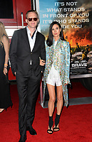 Jennifer Connelly, Paul Bettany  at the premiere for &quot;Only The Brave&quot; at the Regency Village Theatre, Westwood. Los Angeles, USA 08 October  2017<br /> Picture: Paul Smith/Featureflash/SilverHub 0208 004 5359 sales@silverhubmedia.com
