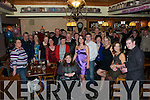 21st Birthday Party: Kim O'Grady, ( in purple dress) celebrating her 21st birthday with her family and friends at Kirby's Lanterns Hotel in Tarbert on Saturday last.