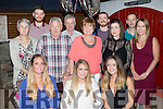 Looking 29<br /> ---------------<br /> Deirdre O'Halloran, Ballyheigue, seated centre, celebrated her 30th birthday last Saturday night in Flahives bar in the village along with friends and family.