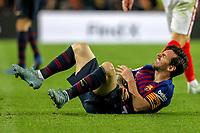 2018.10.20 La Liga FC Barcelona VS Sevilla FC